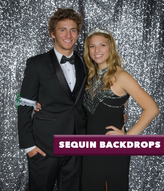 Sequin Backdrops