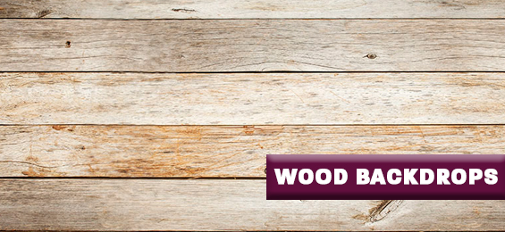 Wood Backdrops