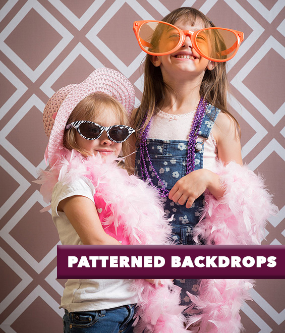 Patterned Backdrops