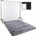 White, Black & Gray Pine Seamless / Floordrop Kit