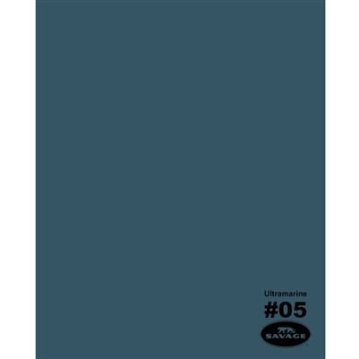 Ultramarine Seamless Backdrop Paper