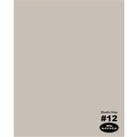 Studio Gray Seamless Backdrop Paper