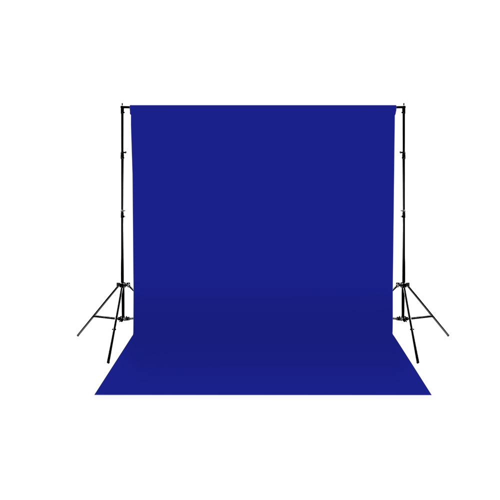 Royal Blue Fabric Backdrop | Backdrop Express