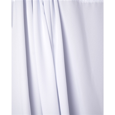 Bright White Fabric Backdrop Backdrop Express