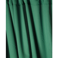 Holiday Green Solid Fabric Backdrop