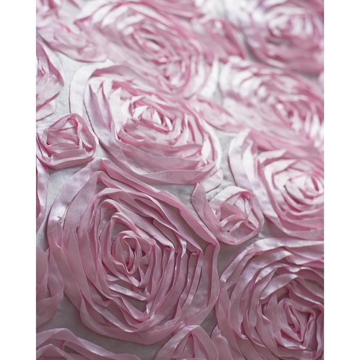 Spring Pink Rose Textured Fabric Backdrop Backdrop Express