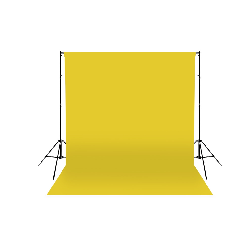 Sunshine Yellow Fabric Backdrop | Backdrop Express
