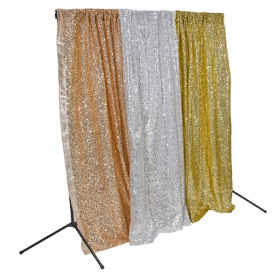 Ultimate Sequin Backdrop & Stand Kit