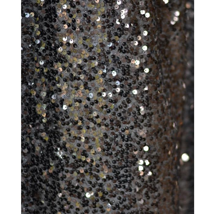 Black Sequin Fabric Backdrop Backdrop Express
