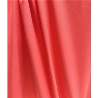 Dark Coral Fabric Backdrop