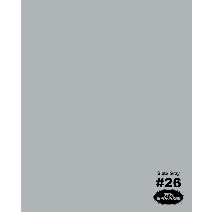 Slate Gray Seamless Backdrop Paper Backdrop Express