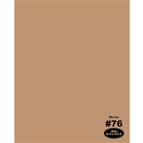 Mocha Seamless Backdrop Paper