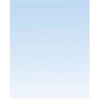 Light Blue Linear Gradient Backdrop