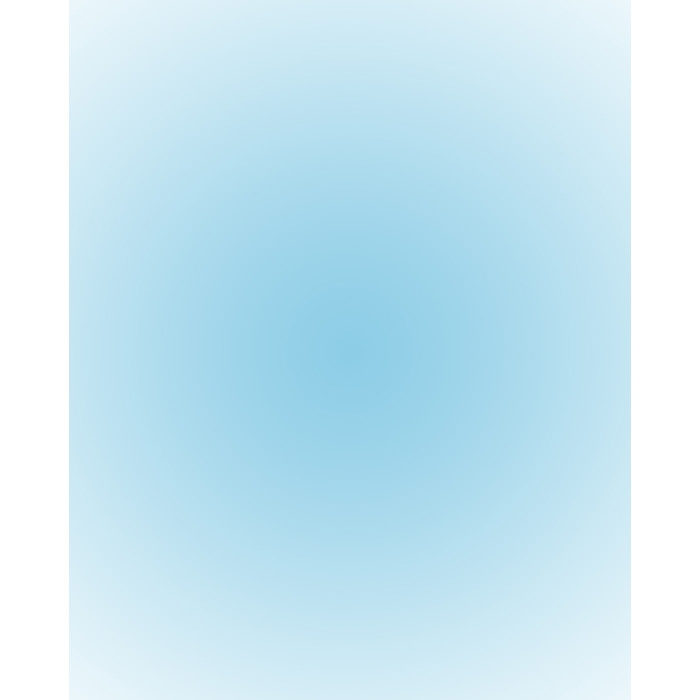 Baby Blue Radial Gradient Backdrop Backdrop Express
