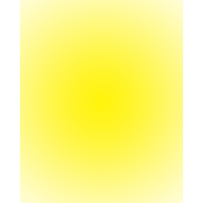 Bright Yellow Radial Gradient Backdrop Backdrop Express