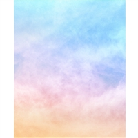 Mottled Water Color Printed Backdrop