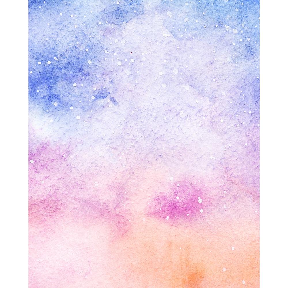 Galaxy Watercolor Printed Backdrop Backdrop Express