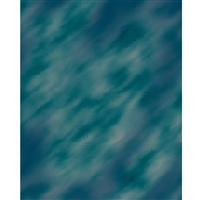 Blue & Teal Old Masters Backdrop