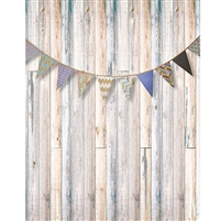 Bleach Bunting Printed Backdrop