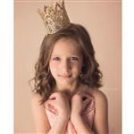 Mini Royalty Lace Crown