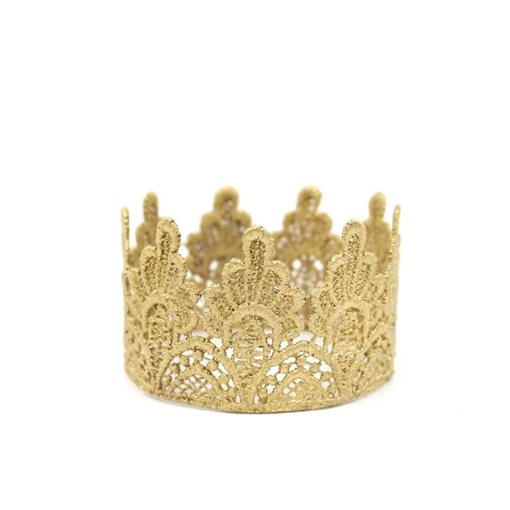 Mini Princess Lace Crown Backdrop Express