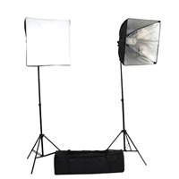 BE Softbox Light Kit