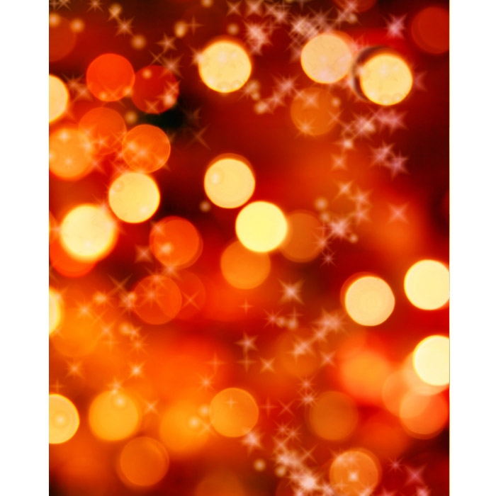Glimmering Lights Printed Backdrop Backdrop Express