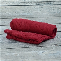 Rumba Red Cheesecloth