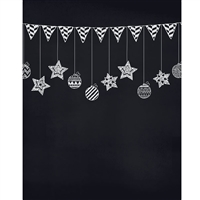 Jolly Bunting Printed Backdrop