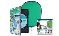 Green Screen Digital Photography Kit