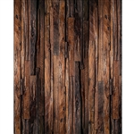 Thin Rugged Wood Planks