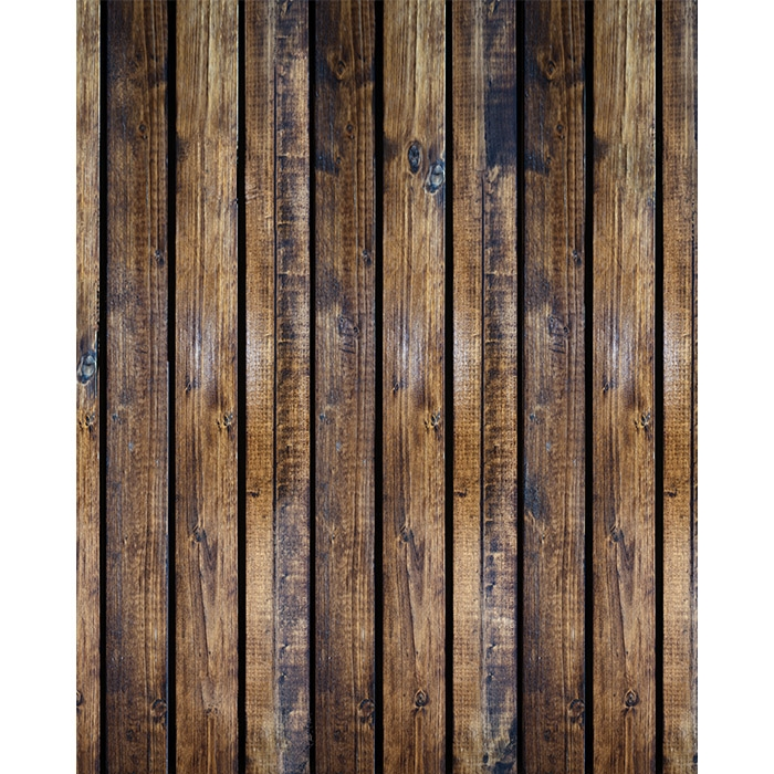 Stained Wood Floordrop Backdrop Express