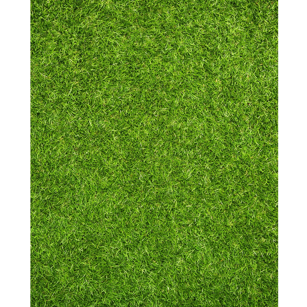 Fresh Cut Grass Printed Backdrop Backdrop Express