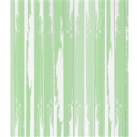 Distressed Green Planks