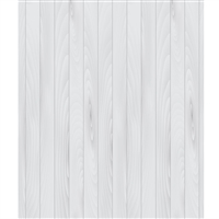 White Woodgrain Planks