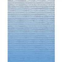 Powder Blue Ombre Brick