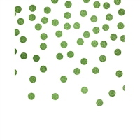 Lime Green Glitter Sprinkles Backdrop