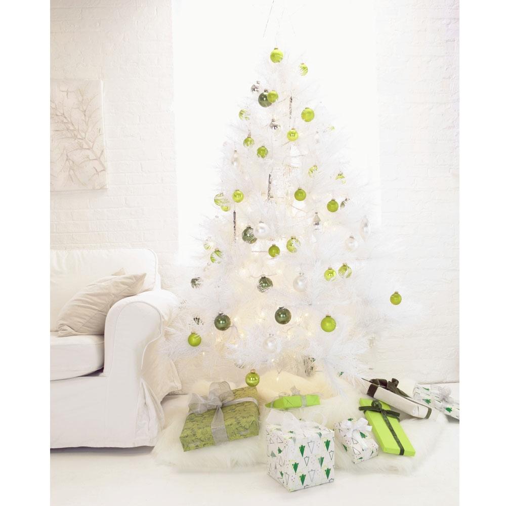 White Christmas Printed Backdrop Backdrop Express