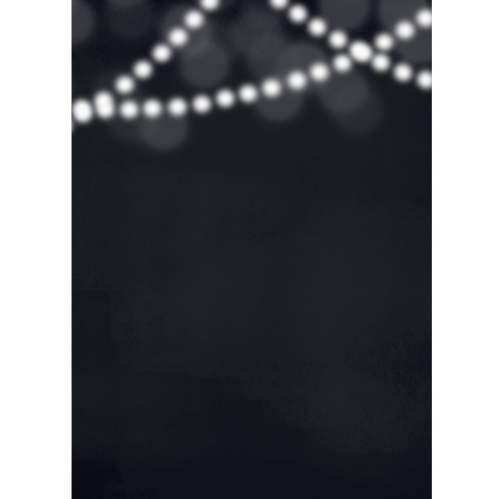 String Of Lights Background : Bokeh String Lights Printed Backdrop Backdrop Express
