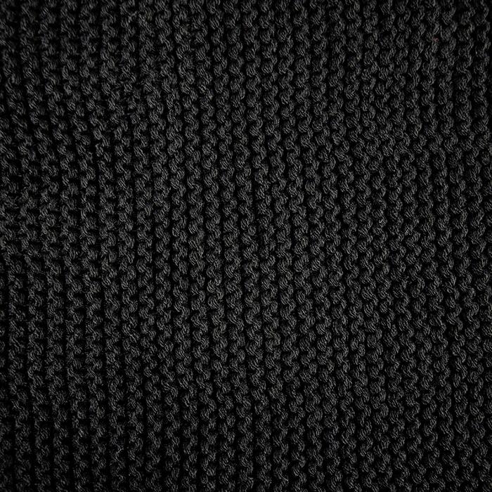 Black Knit Blanket Backdrop Express