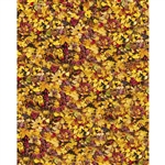 Autumn Leaves Printed Backdrop