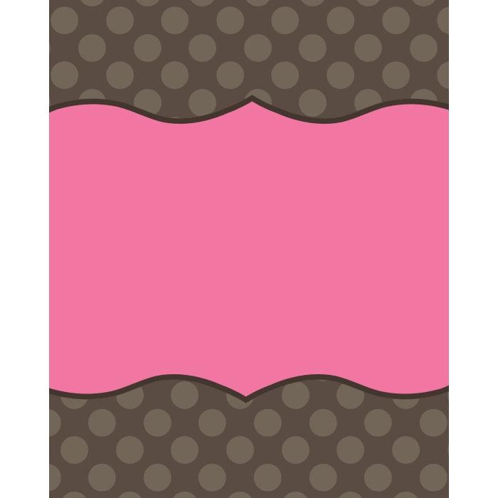 Pink Vintage Border Templates Vintage Pink Frame Pri...