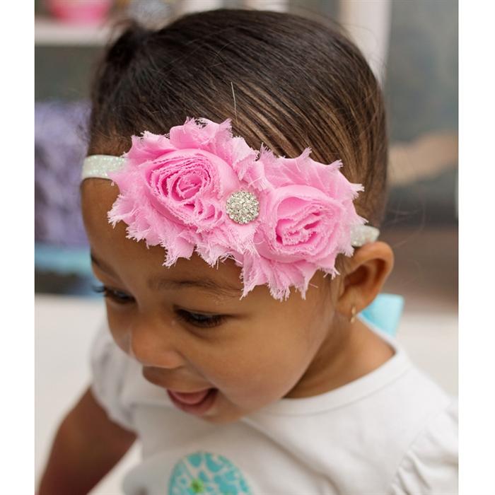 Vintage Flower Headband 48