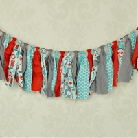 Seaside Fabric Garland
