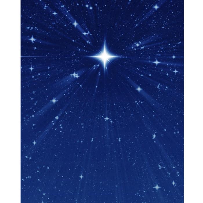 Wish Upon A Star Printed Backdrop Backdrop Express