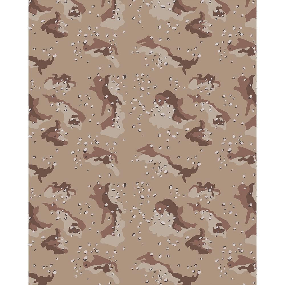 Desert Camouflage Printed Backdrop Backdrop Express