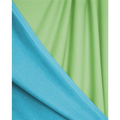 Light blue mint green reversible printed backdrop backdrop express - Light blue and mint green ...