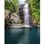 Waterfall Scenic Backdrop 043