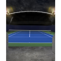 Tennis Entrance Printed Backdrop