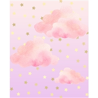 Dreamy Sky Printed Backdrop